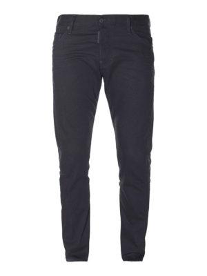 DSQUARED2: jeans skinny - Jeans neri Sexy Twist