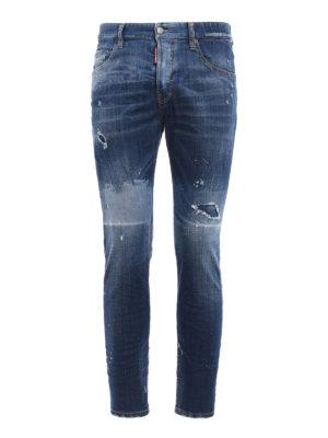 Dsquared2: skinny jeans - Skater Jeans