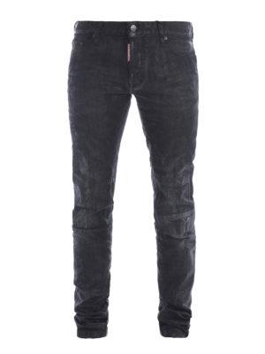 Dsquared2: skinny jeans - Slim coloured denim jeans
