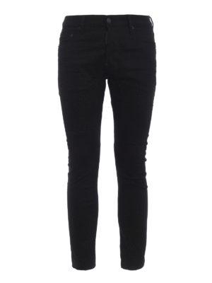 Dsquared2: skinny jeans - Tidy Biker jeans