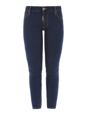 Dsquared2: skinny jeans - Twiggy jeans