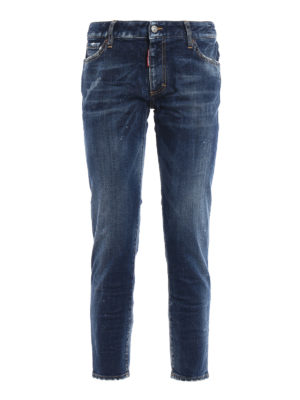 Dsquared2: skinny jeans - Twiggy jeans