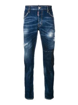 DSQUARED2: jeans dritti