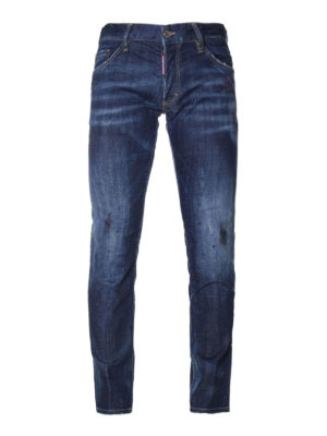 Dsquared2: straight leg jeans - Clement jeans