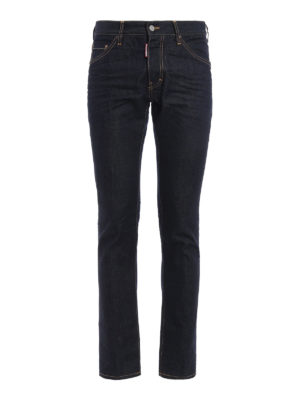 Dsquared2: straight leg jeans - Cool Guy denim jeans