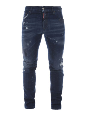 Dsquared2: straight leg jeans - Cool Guy jeans