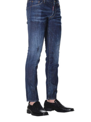 Dsquared2: straight leg jeans online - Clement jeans