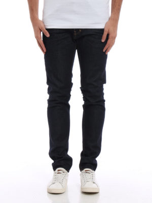 Dsquared2: straight leg jeans online - Cool Guy denim jeans