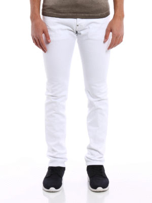 Dsquared2: straight leg jeans online - Cool Guy jeans