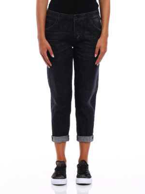 Dsquared2: straight leg jeans online - Hockney jeans