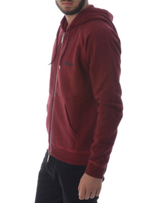 Dsquared2: Sweatshirts & Sweaters online - Cotton hoodie