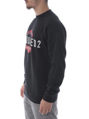 Dsquared2: Sweatshirts & Sweaters online - D2 Mountaineer sweatshirt