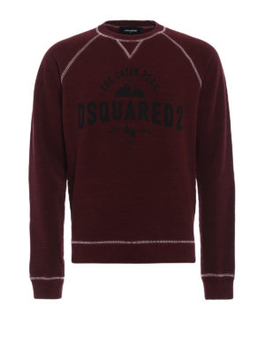 Dsquared2: Sweatshirts & Sweaters - The Caten Peak sweatshirt