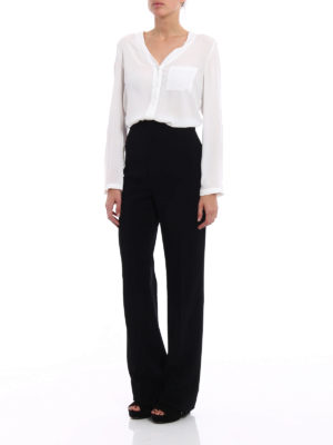 Dsquared2: Tailored & Formal trousers online - Light cady black trousers