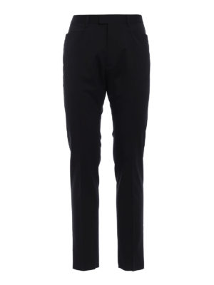 Dsquared2: Tailored & Formal trousers - Virgin wool trousers