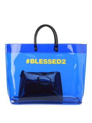 Dsquared2: totes bags - #Blesses2 tote