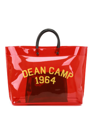 Dsquared2: totes bags - Dean Camp tote