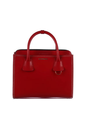 Dsquared2: totes bags - Deana medium red tote