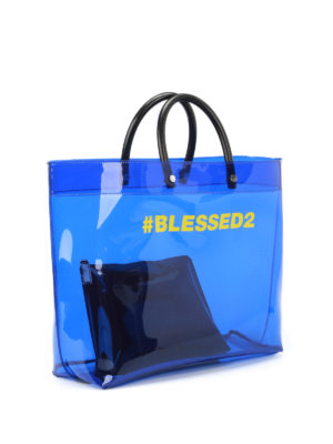Dsquared2: totes bags online - #Blesses2 tote