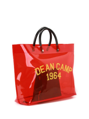 Dsquared2: totes bags online - Dean Camp tote