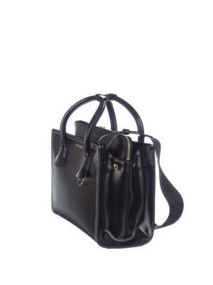 Dsquared2: totes bags online - Deana medium black tote