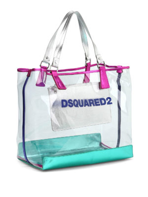 Dsquared2: totes bags online - Enjoy the beach tote