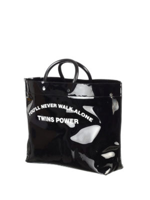 Dsquared2: totes bags online - Twins Power tote