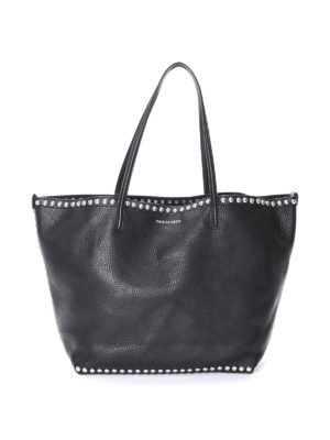 Dsquared2: totes bags - Studded trims tote