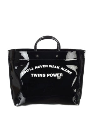 Dsquared2: totes bags - Twins Power tote