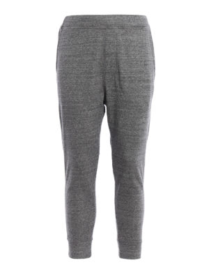 Dsquared2: tracksuit bottoms - Melange tracksuit bottoms