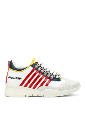 Dsquared2: trainers - 251 colourful sneakers