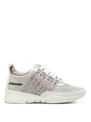 Dsquared2: trainers - 251 glittered sneakers