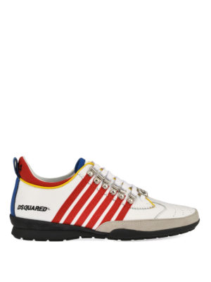 Dsquared2: trainers - 251 lace-up sneakers