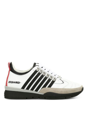 Dsquared2: trainers - 251 leather sneakers