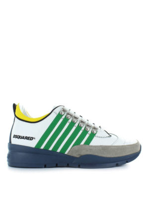DSQUARED2: sneakers - Sneaker 251 multicolor
