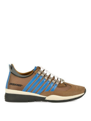 Dsquared2: trainers - 251 nubuck sneakers