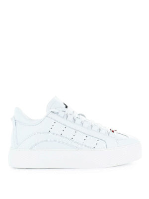 DSQUARED2: sneakers - Sneaker 551 in pelle di vitello