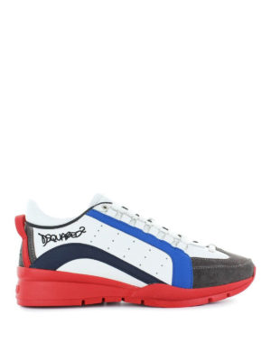 DSQUARED2: sneakers - Sneaker 551 multicolor