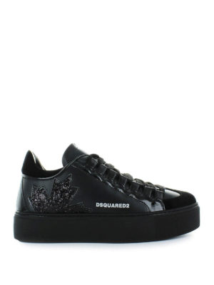DSQUARED2: sneakers - Sneaker Canadian Team nere