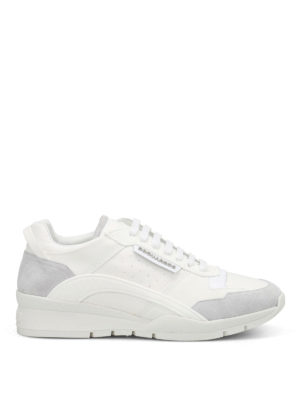 Dsquared2: trainers - Lace-up sneakers