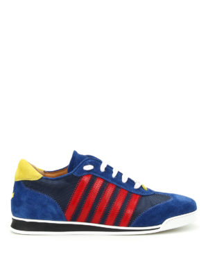 Dsquared2: trainers - New Runner sneakers