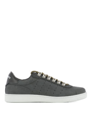 Dsquared2: trainers - Nubuck sneakers