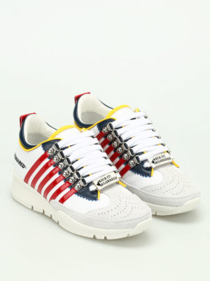 Dsquared2: trainers online - 251 colourful sneakers