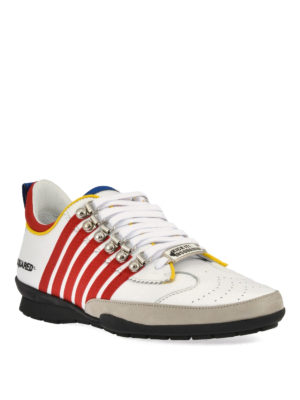 Dsquared2: trainers online - 251 lace-up sneakers