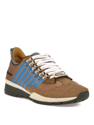 Dsquared2: trainers online - 251 nubuck sneakers
