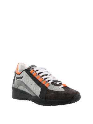 Dsquared2: trainers online - 551 grey lightweight sneakers
