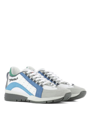 Dsquared2: trainers online - 551 leather sneakers