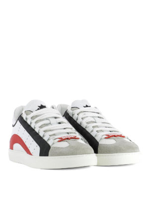 Dsquared2: trainers online - 551 multicolour leather  sneakers