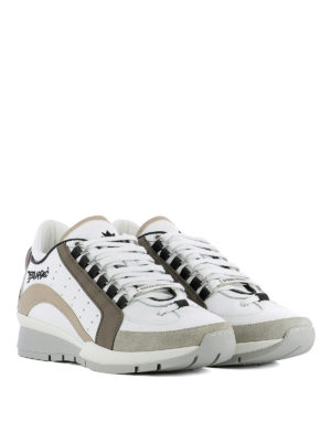 Dsquared2: trainers online - 551 white sneakers