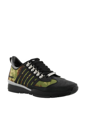 Dsquared2: trainers online - Camouflage 251 sneakers